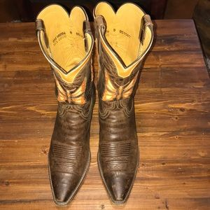 Lucchese women's cowgirl boots